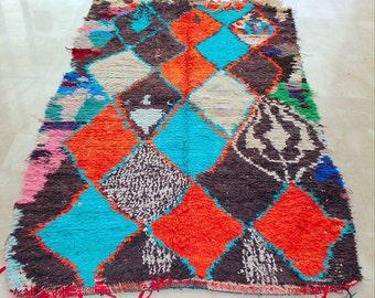 Awesome Shot !!  Boucherouite rug , rag