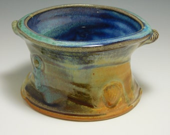 292 - Bowl, Serving, Cereal, Soup, Vase, Wheel Thrown Stoneware