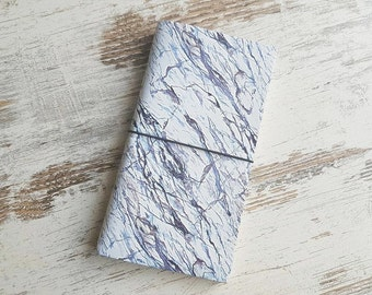 Marble travelers notebook set