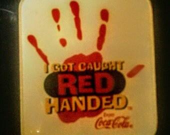 Vintage CocaCola Stick Pin