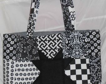 Large Quilted Handbag