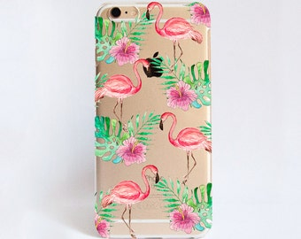 Pink Flamingo phone case for iPhone Cases, HTC Cases, Samsung Cases, Google Pixel /XL Cases, Sony Cases and Nokia Cases