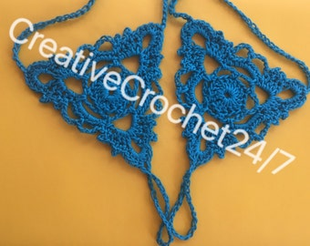Barefoot sandals, handmade, crochet, foot jewelry