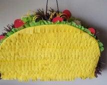 Taco Pinata for any Party