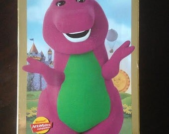 Sing and Dance With Barney VHS