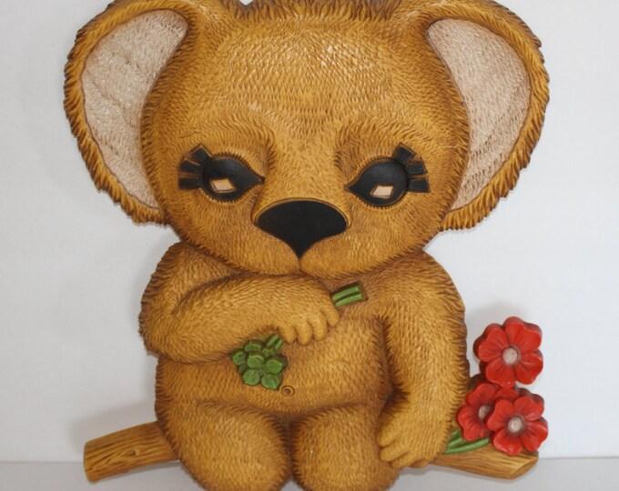 Nursery Decor Wall Art Koala