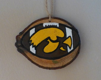 Iowa hawkeye decor etsy for Iowa hawkeye decor