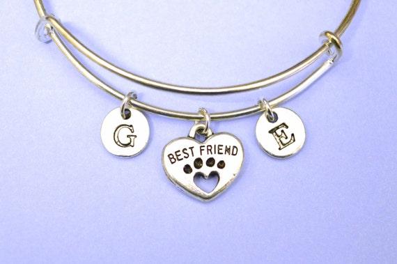 best friend charm bracelet friendship bracelet best friend