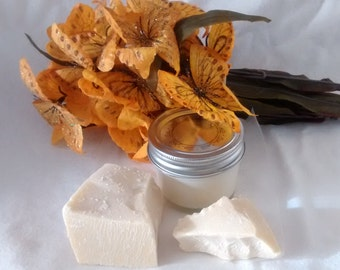 100% Homemade, Hand and Body Cream.