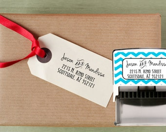 Calligraphy Wedding Invitation, Wedding Invitation Stamp, Wedding Address  Stamp, Return Address Stamp,