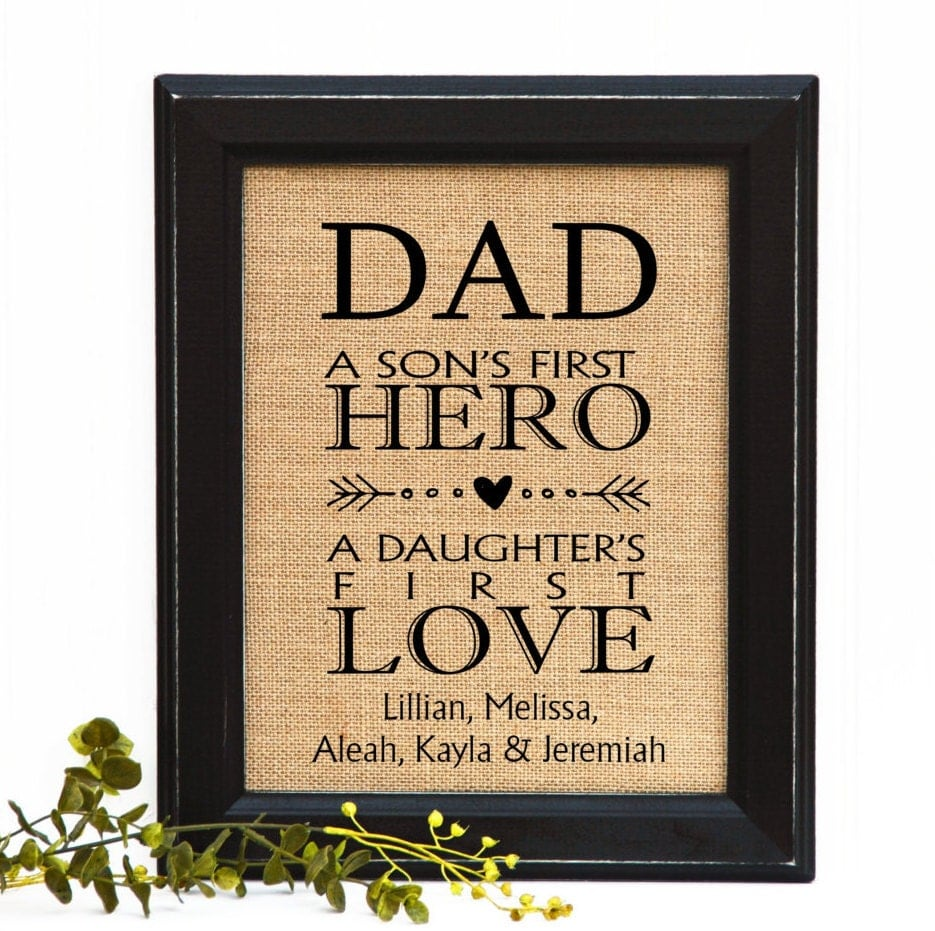 Dad From Kids Father From Son Gifts For By