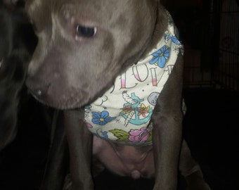 Tattoo pattern dog shirt