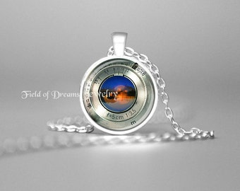 PHOTOGRAPHERS CAMERA LENS Pendant Gift Gifts for Photographers Leica Camera Lens Pendant Gift for Photographer Gift Not a Actual Camera Lens