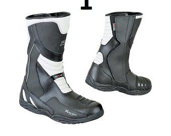 Touring Boots-R-Pro-WaterProof-100% Polyster-Auto Lock Zipper