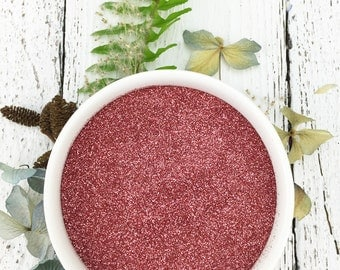 Closeout SALE! Bulk ANTIQUE ROSE Biodegradable Glitter / Wedding Confetti / Cosmetic Glitter