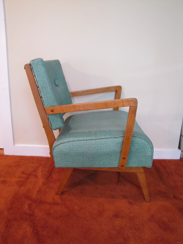 mid century modern rocking chair mod rocker paoli style. Black Bedroom Furniture Sets. Home Design Ideas