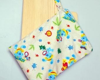 Blue's Clues Beach Wet Bag~ Swim or Diaper Bag, Wash Bag, Dry Bag~ Travel