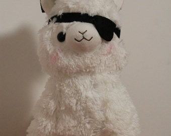 Pirate Costume for your Alpacasso Alpaca Arpakasso no Alpaca included