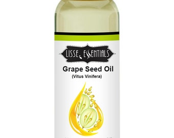 Grape Seed Carrier Oil 4 oz