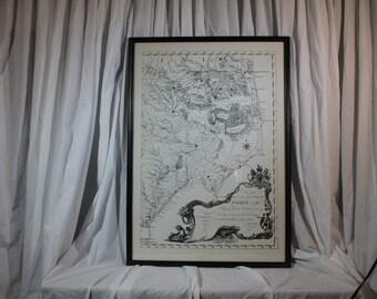 North Carolina Outer Banks circa 1880s - beautifully framed