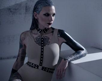 Women Leather Harness | Женская портупея из натуральной кожи