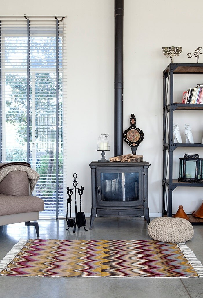 contemporary area rugs all modern rugs missoni style by. Black Bedroom Furniture Sets. Home Design Ideas