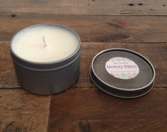 Monkey Farts Handmade Soy Candle