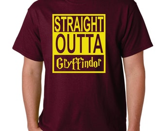 Harry Potter shirt | Harry potter gear | Gryffindor shirt | Harry Potter Hoodie | Harry Potter Gift