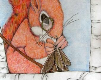 Monocle Squirrel