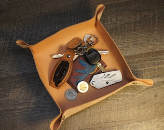 Valet Tray | Natural Valet Tray