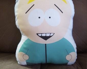South Park Butters/ Professor Chaos Plush Pillow