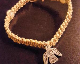 Bird Hemp Bracelet