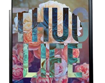 Thug LIfeFor iPad 2/3/4 iPad Mini 1/2 and iPad Air