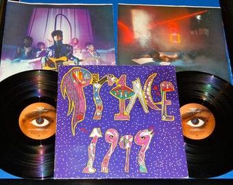 "Prince ""1999"" Original Double Album Early 1980's Rare Great Condition"