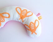 LARGE Tummy Time, Baby Pillow, Cushion, Gifts for Babies