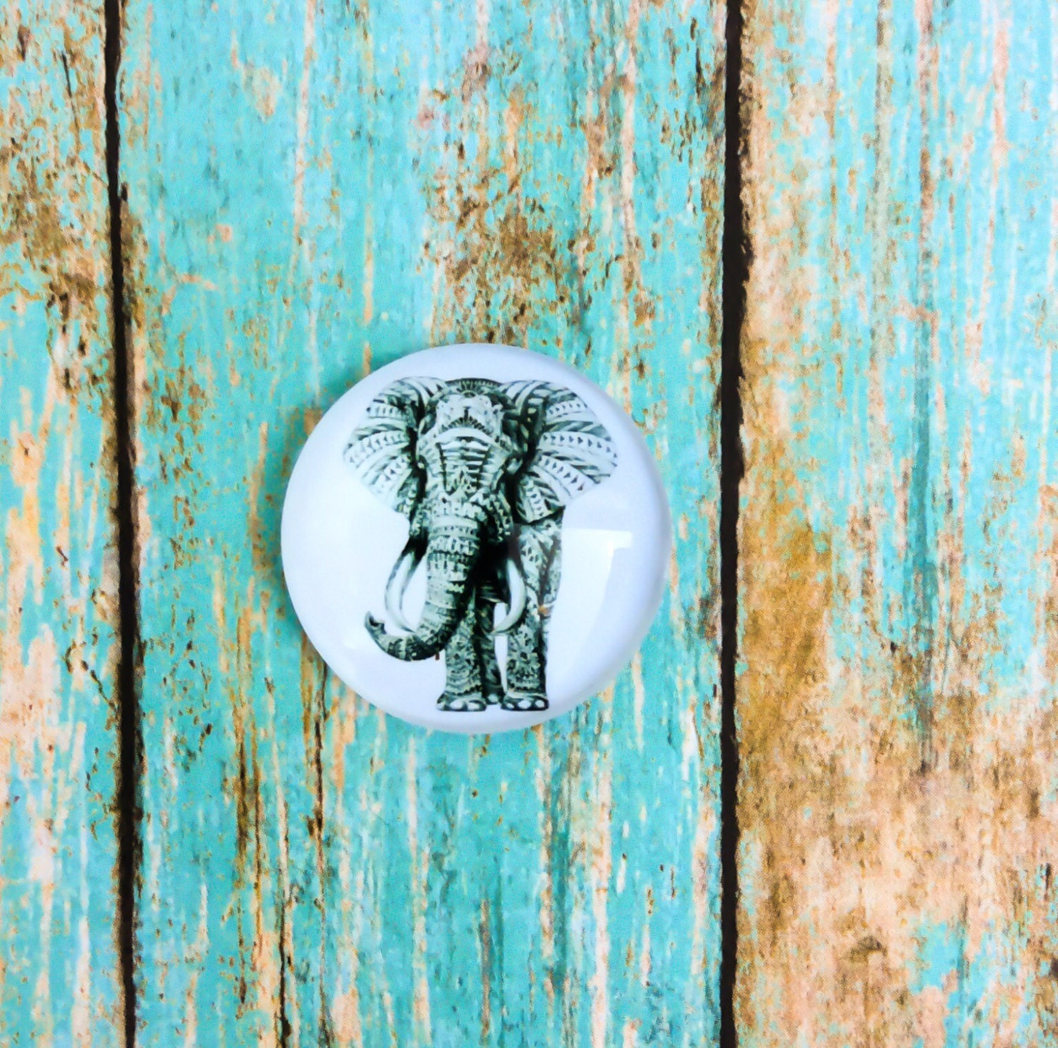 Safari nursery elephant dresser drawer knobs african African elephant home decor
