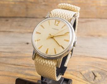 Vintage Pobeda watch, soviet watch, vintage mens watch, mechanical watch, vintage russian watch, ussr cccp mens watch, vintage russian watch