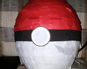 Handmade Pokemon Pinata'