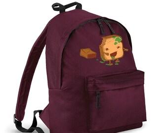 Zombie Sandwich kids backpack