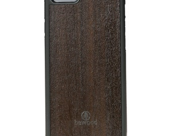 Apple iPhone 6 / 6s - Real Wood Case - Sapele
