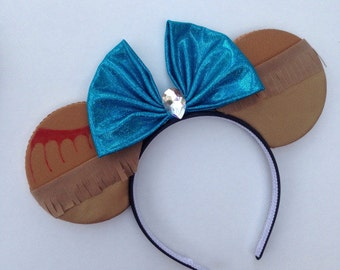 Disney Pocahontas Mickey Mouse Minnie Mouse Ears