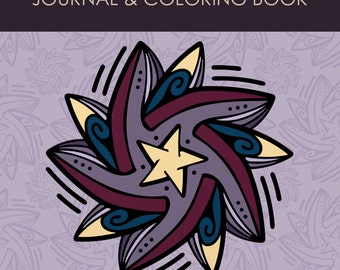 The Head Hunger Journal & Coloring Book