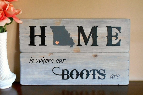 state sign wood signs sayings home signs country home