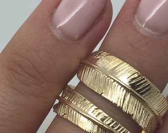 gold plated feather ring,adjustable ring,feather ring,feather jewelry,tribal ring,boho ring
