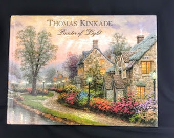 Signed Thomas Kinkade Painter Of Light    Numbered Limited Edition