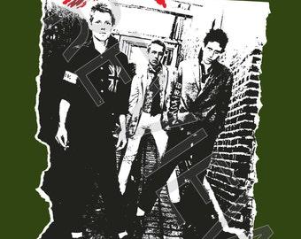 Tshirt - The Clash: The Clash (1977)