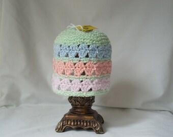 Toddler Girl's Spring Hat, Toddler Easter Hat, Toddler Crochet Hat, Girl's Crochet Hat, Girl's Lacy Hat, Spring Crochet Hat, Spring Lacy Hat