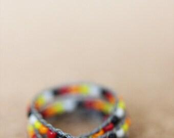 Unoa/B-Line Minifee Wrap Bracelet (Fire Gradient)