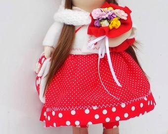 Raspberries fairy - Alinka