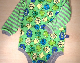 Baby Bodysuit long sleeve & short sleeve 74/80